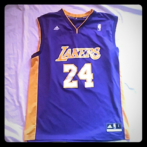 reputable site 2aef9 235f4 Official NBA Kobe Bryant jersey NWT